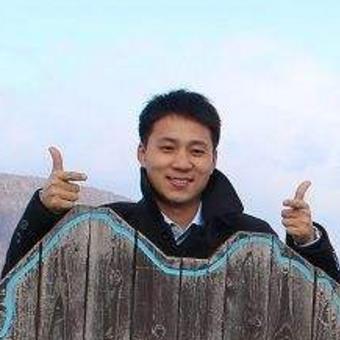 七洲网CEO丁卫军照片