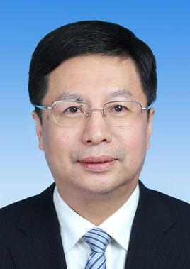 长沙市委常书记胡衡华照片