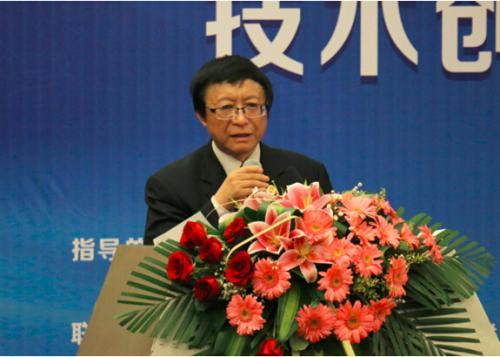中国智慧城市建设促进会会长李林照片