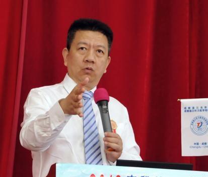 成都温江光华医院教授金泽明照片