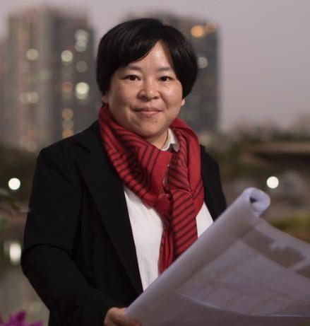 深圳市城市规划设计研究院高工任心欣照片