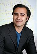 哥伦比亚大学计算机科学系副教授TonyJebara 照片