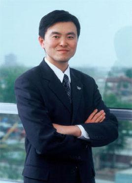 联想佳沃集团常务副总裁汤捷照片
