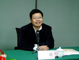 浙江大学党委宣传部部长应飚照片