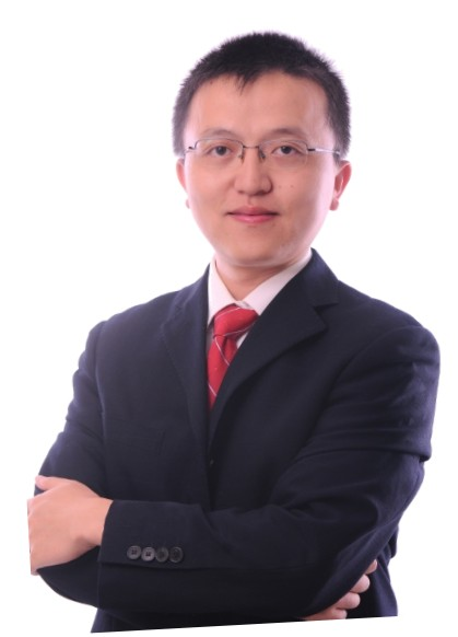 毕埃慕(上海)建筑数据技术股份有限公司创始人林敏照片