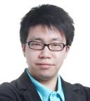 腾讯公司高级网络架构师何泽坤照片