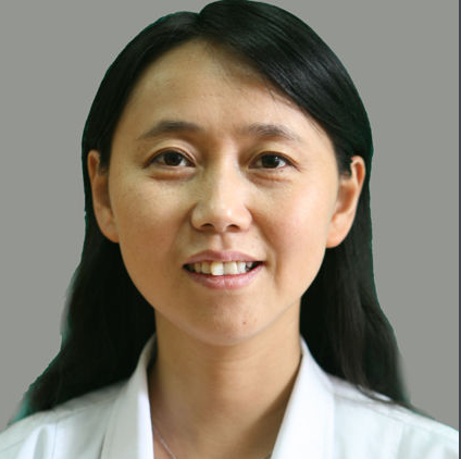 西安交通大学第一附属医院内科主任张梅照片