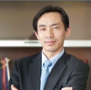 保利鑫能源控股有限公司执行总裁舒桦照片