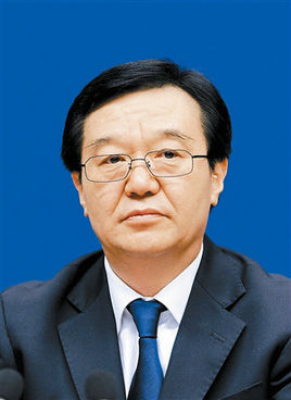 中华人民共和国商务部部长高虎城照片