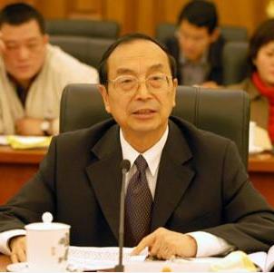 第十届全国人大常委会副委员长蒋正华照片