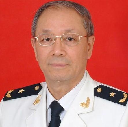 海军信息化专家委员会主任尹卓照片