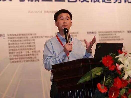东莞市奥金玻璃制品有限公司常务副总裁陈亚军