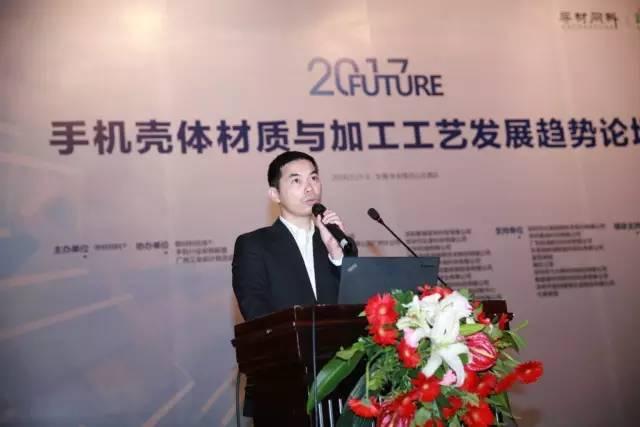 海胜机械设备销售经理徐潮森
