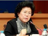中国国际经济交流中心总经济师陈文玲照片