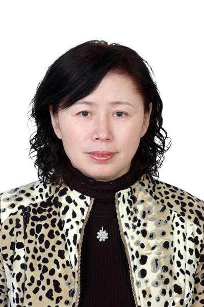 中国药科大学国际医药商学院院长邵蓉照片