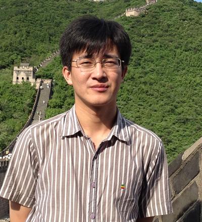 华东理工大学药学院教授李洪林照片