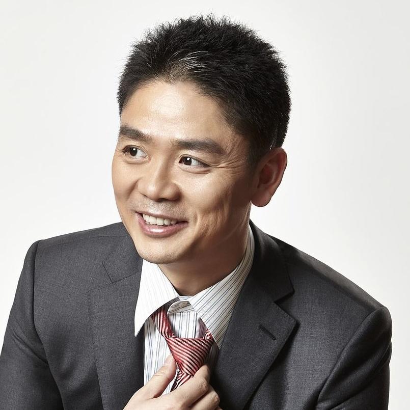 京东商城CEO刘强东照片