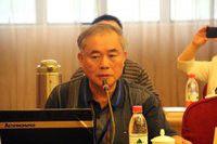 食品卫生理化检验专业委员会主任委员林升清照片