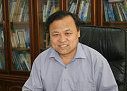 中国地理学会经济地理专业委员会副主任韩增林照片
