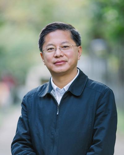 中国地理学会城市地理专业委员会 副主任孙斌栋照片