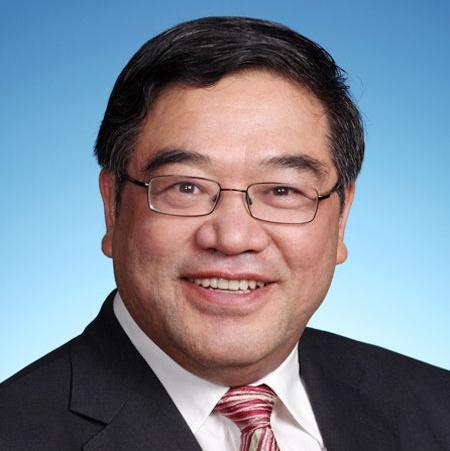 民进中央委员会副主席朱永新照片