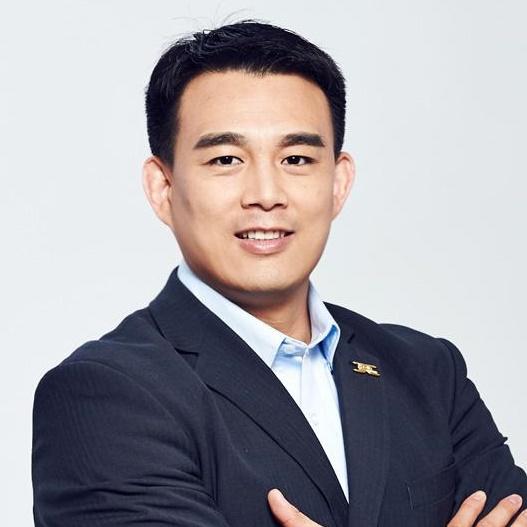 昆仑决创始人兼CEO姜华照片