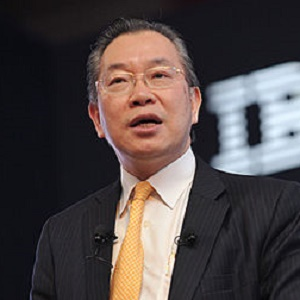 IBM中华区前董事長、首席執行总裁钱大群