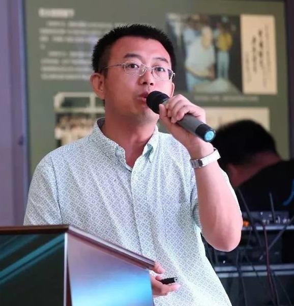 眾德迪克總裁助理譚福生照片