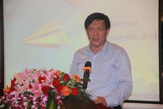 威海海潮机械有限公司总经理赵福长