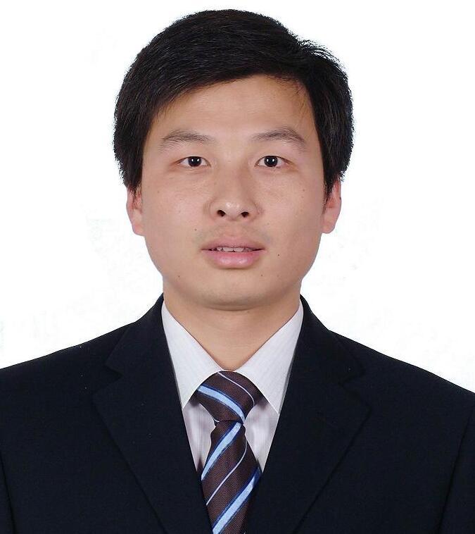 电子科大光电信息学院副教授张尚剑照片