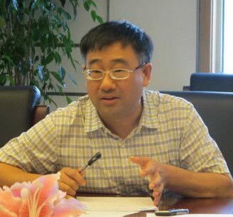 中国科学院科学促进发展局副局长冯仁国照片