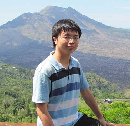 UCloud平台开发中心总监邱模炯照片