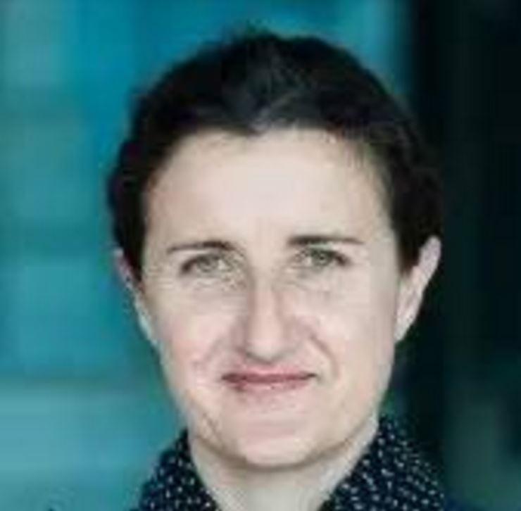 法国格勒诺布尔高等商学院教授Sylvie Blanco照片