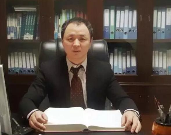 康美药业集团质量总监姜涛照片
