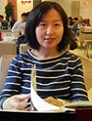 北京大学合成与功能分子生物中心副研究员贾桂芳照片
