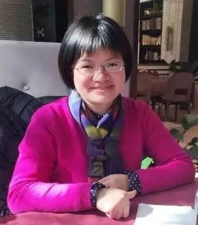 中科院上海生物化学研究所研究员刘默芳照片