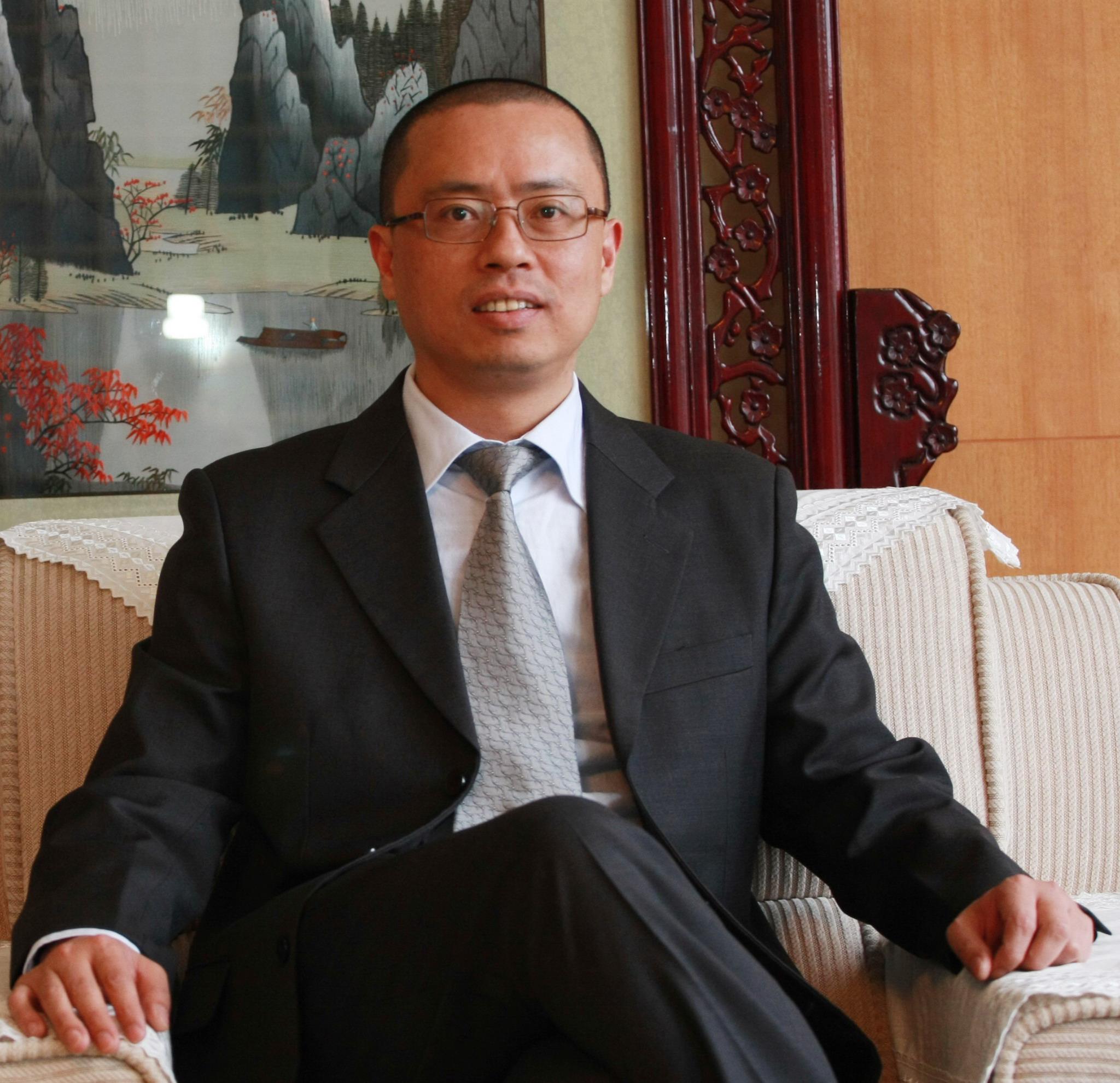 成都高投创业投资有限公司董事长黄光耀