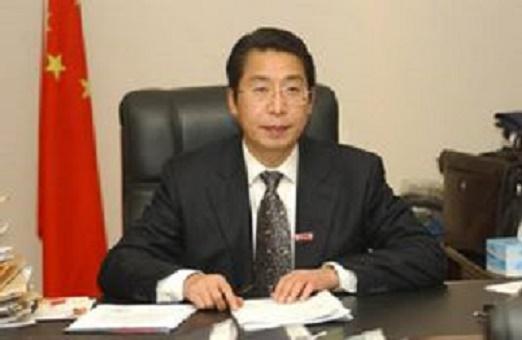 中华人民共和国国家知识产权局局长申长雨照片