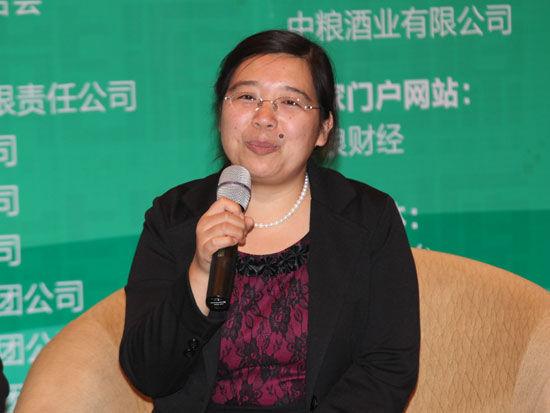 国网能源研究院新能源与统计研究所所长李琼慧照片