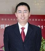 大北农集团技术总监俞云涛照片