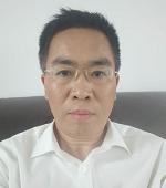 山东龙昌动物保健品有限公司市场总监孙志亮照片