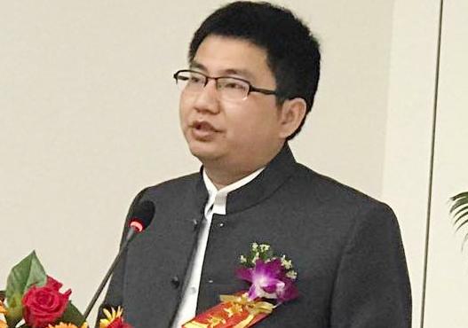 中国社会经济决策咨询中心副主任辜卢密