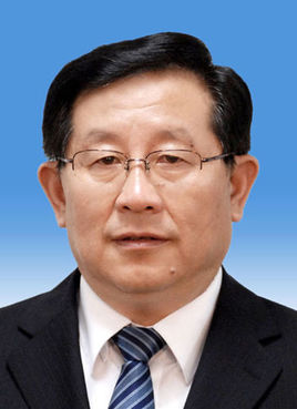全国政协副主席万钢照片