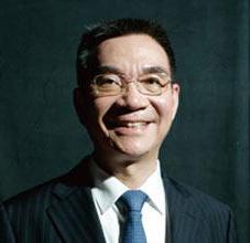 北京大学中国经济研究中心主任林毅夫照片