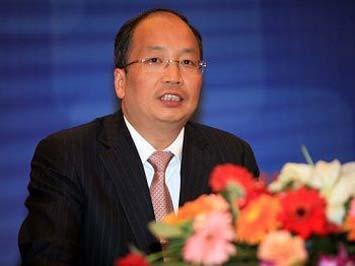 中国工商银行行长易会满照片