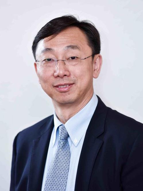 探路者集团副总裁张涛照片