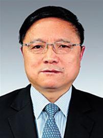 上海市旅游局副巡视员许保安照片