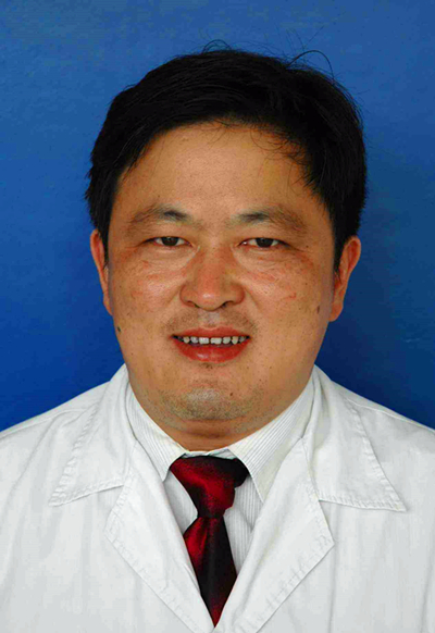 苏州大学附属第二医院乳腺病中心主任医师蒋国勤照片