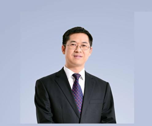 平安银行网络金融事业部副总裁梁超杰照片