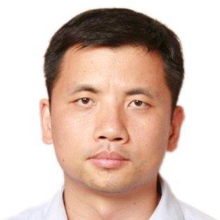 IBM全球電子工業部總監鄧欽照片